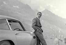 James Bond / by Aaron O'Roark