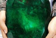 Emeralds / Gemstones and jewellery