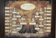 Genealogy! / by Lea Harrington