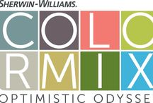 Colormix™ 2015 #ColorChat / Sherwin-Williams just released color forecasts for Colormix 2015. Join the #ColorChat team today at 4pm et on Twitter as we talk with SWDesignPros!