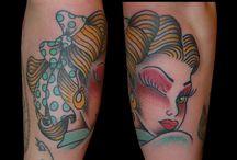 Banano's Tattoo / some tattoo