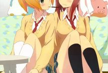 Sakura Trick 桜Trick / Only Romance and Yuri :)