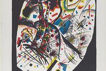 ART: wassily kandinsky / (1866-1944)