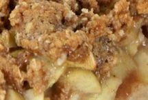 apple pie/crumble
