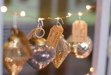 Christmas Inspiration at The Tythe Barn / Christmas. Winter. Winter weddings. Inspiration. Barn weddings. Country weddings.