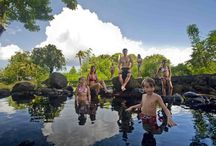 Family Vacations in the Islands of Tahiti
