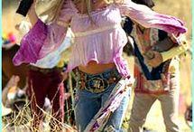 Hippie   - style