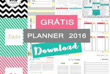 Planners & Calendary