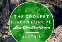 future travels: Austria