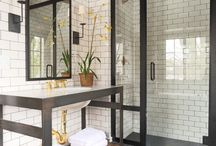 Shower Ideas / Recently installed showers along with good ideas