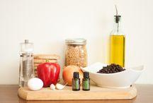 Essential Oils Food / by BreeAnn Moore