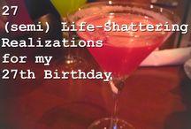 27th Birthday