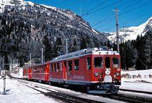 Svájci vasút