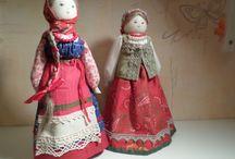 Народная кукла-1