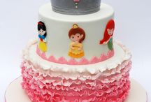 bolos inspirações fake