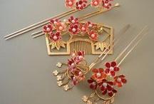 Jewelry - Hair - Japan