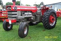 Massey-Ferguson tractors