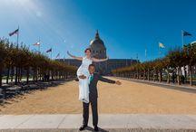 Victor and Maybel / San Francisco City Hall Wedding Photographer
