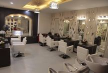 beautiful interiors of SILVERINE SPA & SALON will take you to world of tranquility and peace.