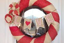wreaths / by Marietta Lyons