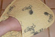 Quilts - Potholders