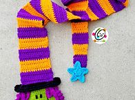 Halloween Crochet Patterns / Crochet patterns for with Halloween in mind.