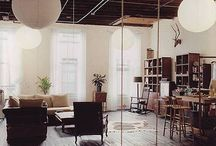 Loft living / Styling, decor and inspiration / by Shirl Heyman