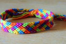 bracelets friendship, etc