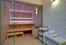 Sauna / sauna, saunas, spa, spas, wellness, warm, hot, relax, relaxation, light, music, aromatherapy, luxury, exclusive, design, producer, health, wood, glass, project, hemlock, abachi, Poland, benefits, healthy lifestyle, beauty, fitness, inspirations, shower, bathroom