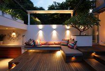Small inner courtyard ideas