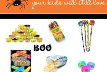 Halloween,  Costumes and Candy