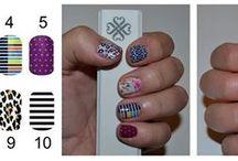 Jamtabulous nails!! / by Hayley Stonehocker-Jones