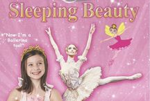 Sleeping Beauty for Children / Sleeping Beauty is a classic fairy tale that has inspired all sorts of books, movies as well as ballet. Enjoy this boad dedicated to Sleeping Beauty / by Prima Princessa