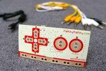Stavebnice Makey Makey / kit