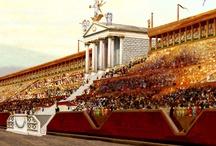 Anfiteatros y circos / Anfiteatros y circos romanos
