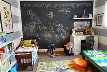 boys bedrooms. / decor ideas for garretts room and camerons room.  / by Crystal Goins Thomas