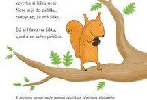 Lesní zvířátka