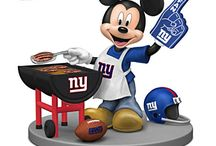 Go Big Blue:  Go GIANTS! / Celebrate Big Blue with our Hamilton Collection New York Giants board! / by The Hamilton Collection