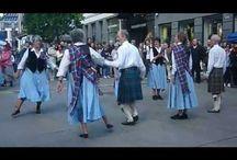 Scottish Dance / Danze scozzesi