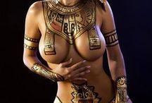 Seksowne tatuaże