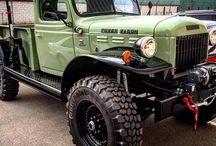 RC Trucks and Crawlers