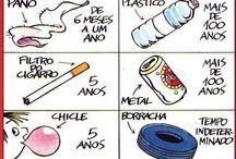 Recicla / Proyectos para reutilizar materiales con niños.
