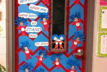 Dr. Seuss  Classroom ideas / by Marilyn Commins