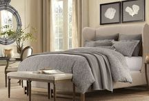 Master Bedroom Ideas / by Sara Burns