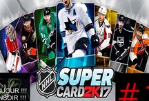 Let's Play - NHL SuperCard2k17