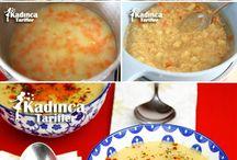 Soups / Çorbalar