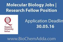 Postdoc Positions / Postdoc Positions from Biotechnology, Biology, Molecular Biology, Microbiology, Life Sciences, Chemical Engineering, Biochemical Engineering, Pharmaceutical Sciences and Chemistry in the United States, Europe, Canada and Asia.