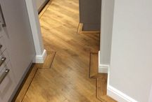 Wood effect designs / Amtico and Karndean LVT flooring