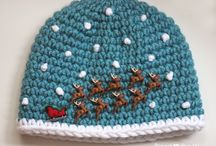 Awesome knitted beanies