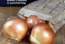 Mat / How to make onions last longer